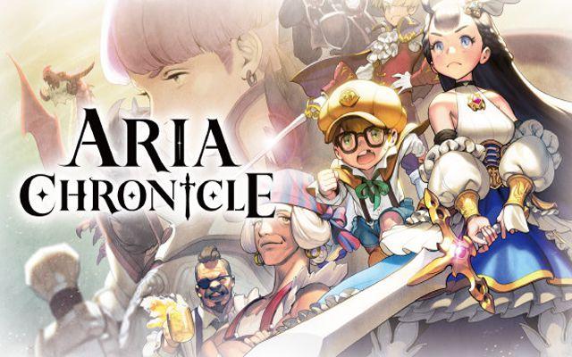 Steam版「ARIA CHRONICLE」に新ボスやジョブを追加する大型アップデートが配信開始。DLC含め30%offになるセールを実施