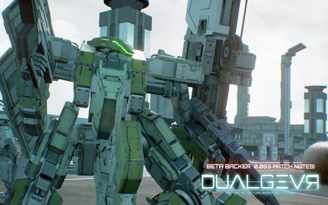 ターン制ロボットシミュレーション「DUAL GEAR」のSteam早期アクセスが7月29日に開始