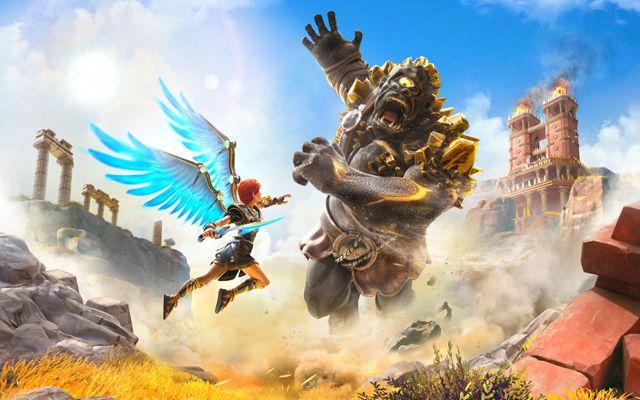 PC/PS4/Nintendo Switch/Xbox One「イモータルズ フィニクス ライジング」の発売日が12月3日に決定