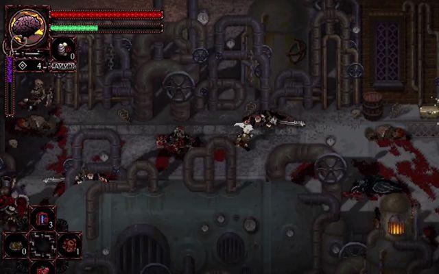 ラヴクラフト風な2DソウルライクホラーパンクアクションRPG「Morbid: The Seven Acolytes」が配信開始
