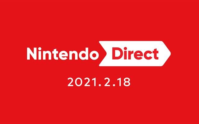 """""""大乱闘スマッシュブラザーズ SPECIAL""""や2021年上半期に発売予定のNintendo Switchタイトルなどを紹介する「Nintendo Direct 2021.2.18」が2月18日朝7時より放送決定"""