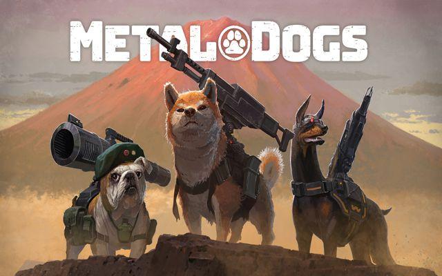 """""""メタルマックス""""シリーズスピンオフ「METAL DOGS」の早期アクセスが開始"""