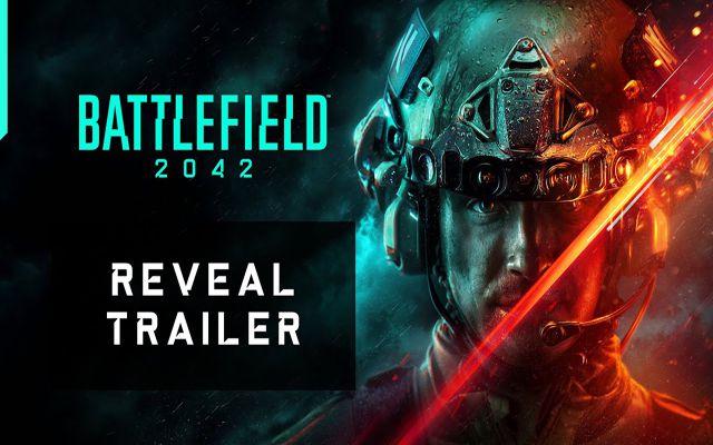 シリーズ最新作「Battlefield 2042」が発表、発売日は2021年10月22日
