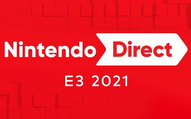 年内発売予定のNintendo Switchタイトルを中心に紹介する「Nintendo Direct | E3 2021」が6月16日午前1時に放送決定