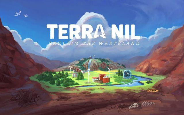 自然と生態系を蘇らせるビルダーストラテジー「Terra Nil」が発表