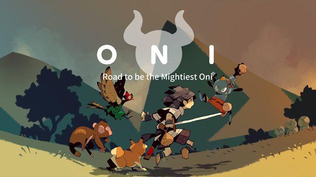 """""""集英社ゲームクリエイターズCAMP""""の支援タイトル「ONI(仮称)」が発表、ティザームービーも公開"""