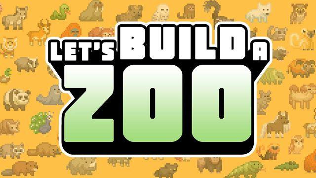 珍獣などを生み出す動物園経営シミュレーション「Let's Build a Zoo」の配信日が11月5日に決定